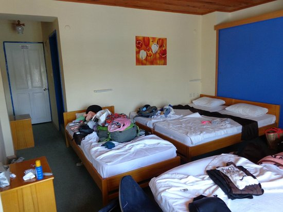 V-GO Hotel & Guesthouse: Chambre