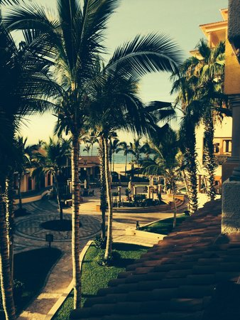 Playa Grande Resort: view from our room