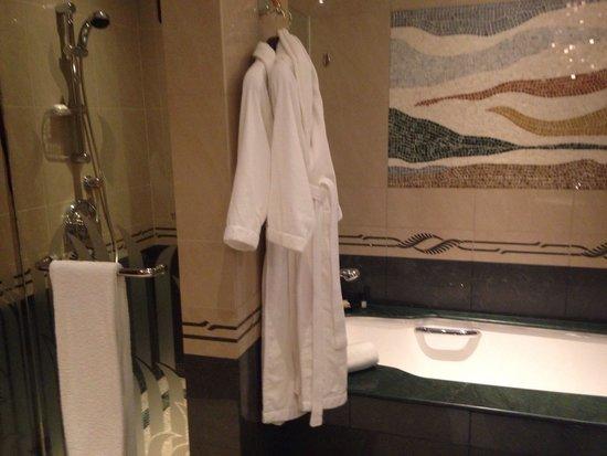 Grand Hyatt Dubai : Loved the bathrobes