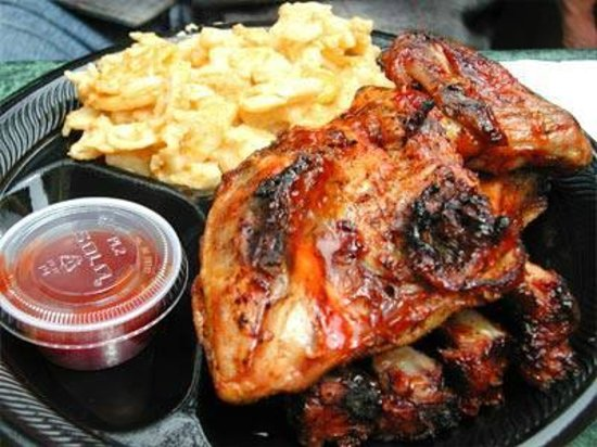 Outdoor Grill: Are you hungry?