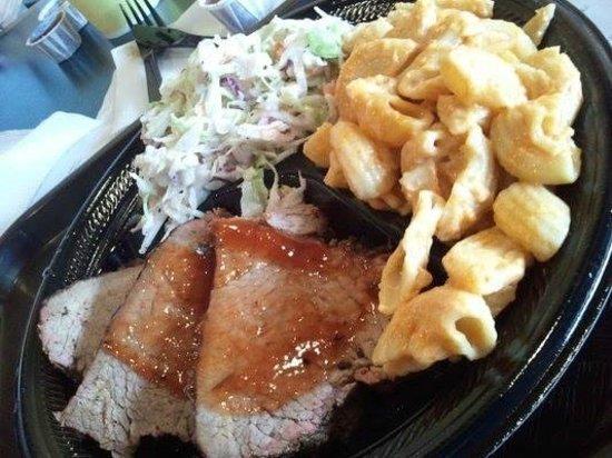 Outdoor Grill: Delicious!