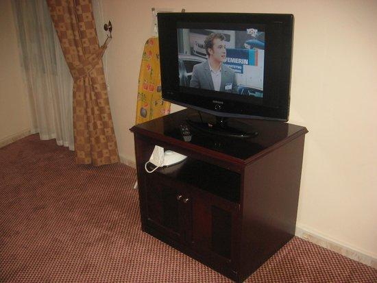 Al Bustan Beach: телевизор, утюг