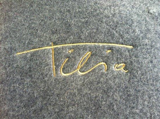 Ristorante Tilia: Il logo