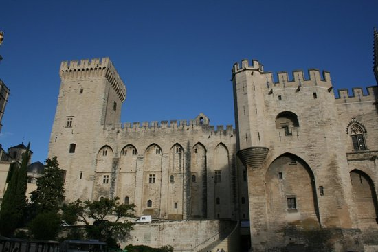 Ibis Budget Avignon Centre: Папский дворец