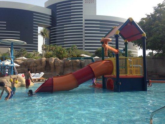 Grand Hyatt Dubai : Kids will love it
