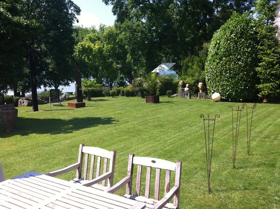 Hotel ArtVilla am See: Garten
