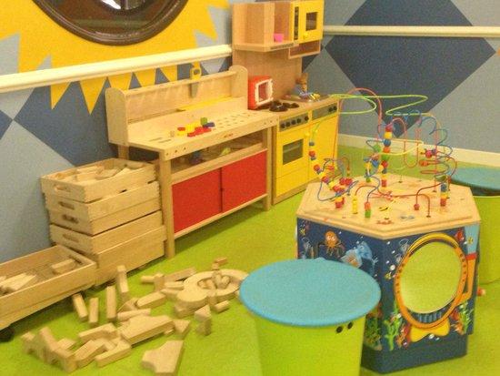 Grand Hyatt Dubai: Kids club