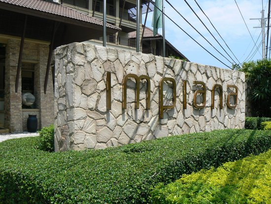 Impiana Resort Chaweng Noi: Отель