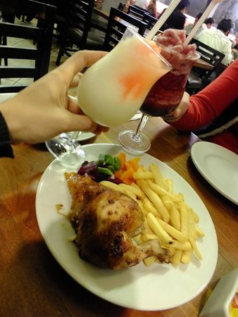 Pardos Chicken : Limonada Frozen
