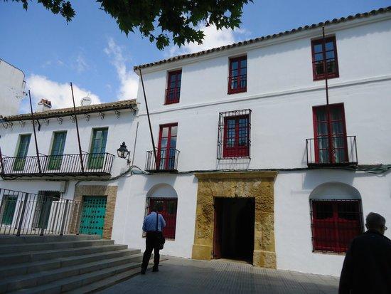 Jewish Quarter (Juderia): Casas museos.