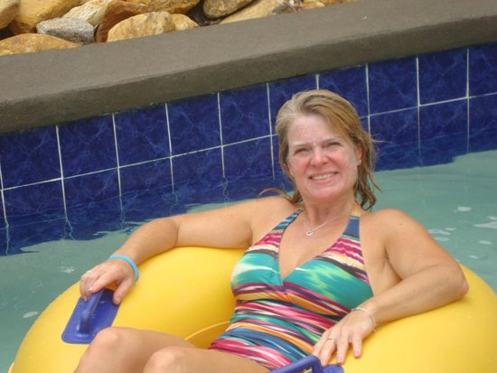 DoubleTree Resort by Hilton Myrtle Beach Oceanfront : Lazy river fun and relaxation