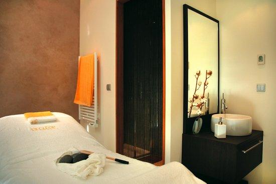 Spa Splendid Hotel: Massage room