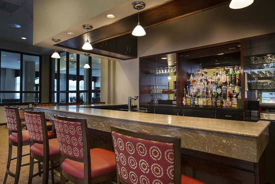DoubleTree by Hilton Charlotte Airport : Treetops Lounge