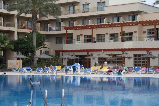 Hotel Elba Carlota : super hotel