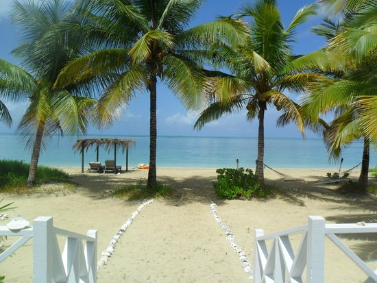 Kamalame Cay: from the deck