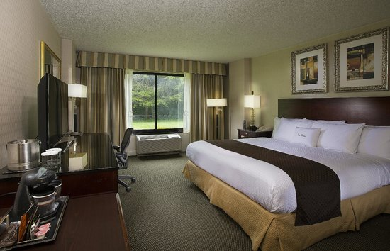 DoubleTree by Hilton Charlotte Airport: ADA King Room