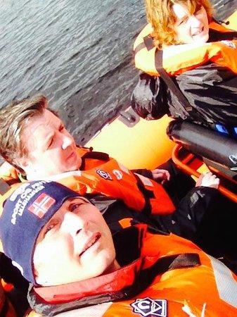 Seaxplorer: Basking in the sun