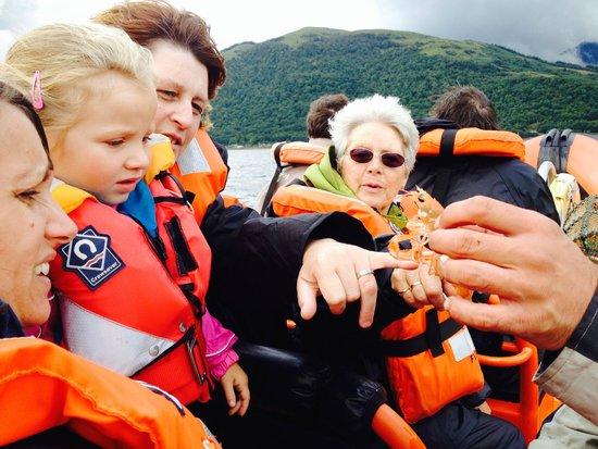 Seaxplorer: Grannies n grandchildren