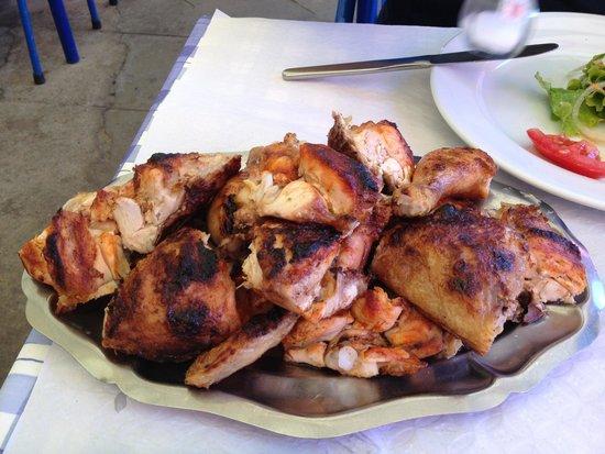 A Rampa : Poulet piri-piri