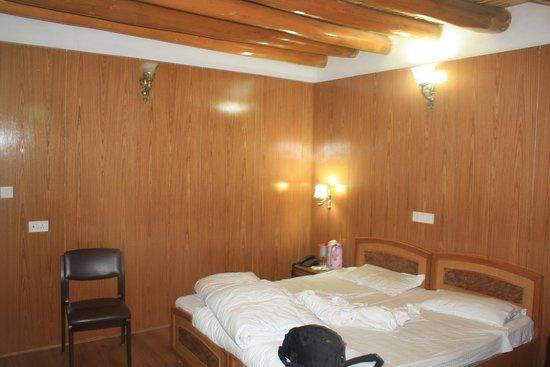 The Silk Route Ladakh: Hotel Room