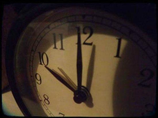 Mad Mansion: Reloj