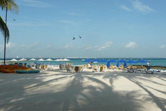 Playa Norte : EARLY MORNING