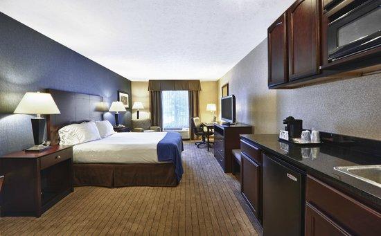Holiday Inn Express Keene: Guestroom