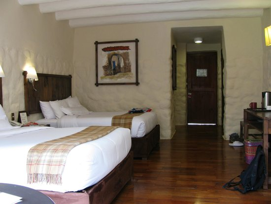 Casa Andina Premium Valle Sagrado : La très grande chambre
