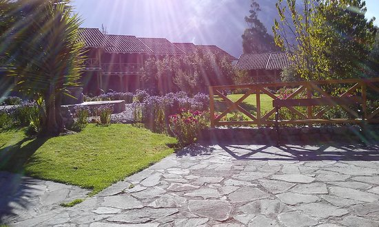 Casa Andina Premium Valle Sagrado Hotel & Villas: Le site