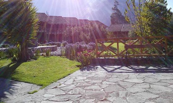 Casa Andina Premium Valle Sagrado : Le site