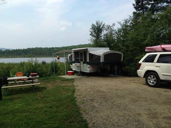 Mountain Lake Campground and RV Park: site 79