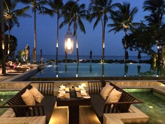 Le Meridien Koh Samui Resort & Spa: beautiful facility, excellent staffs.