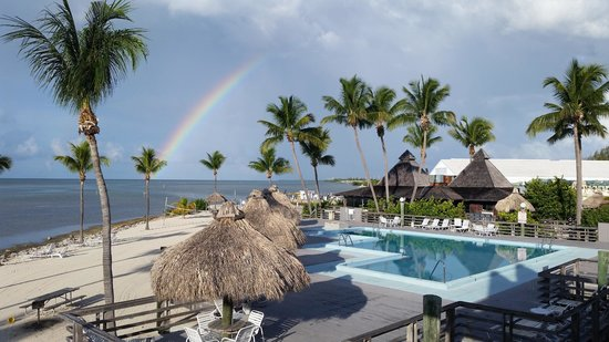 Caloosa Cove Resort & Marina: Balcony View