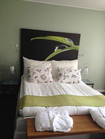 Clarion Hotel Gillet : Room