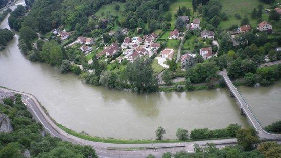 La Citadelle de Besançon : Vue des ramparts