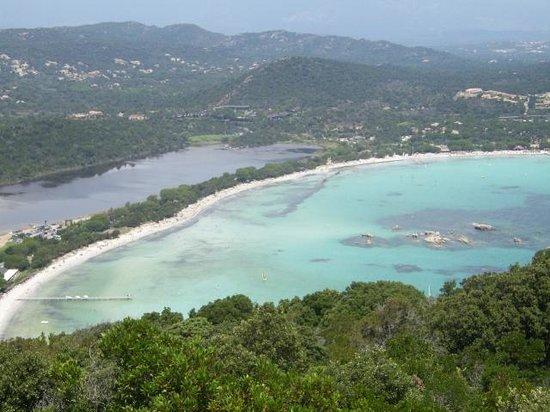 Résidence Costa Nera : vue de la plage