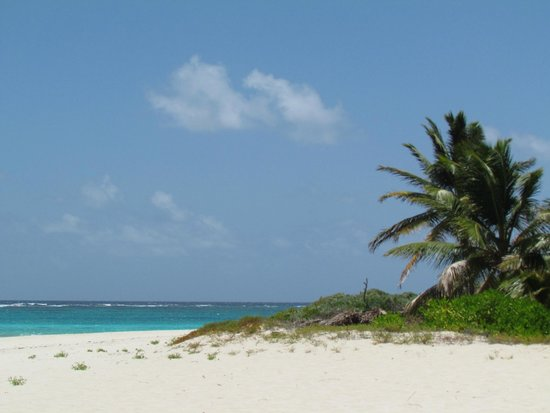 Simpson Bay, St. Martin: The waters of Anguilla