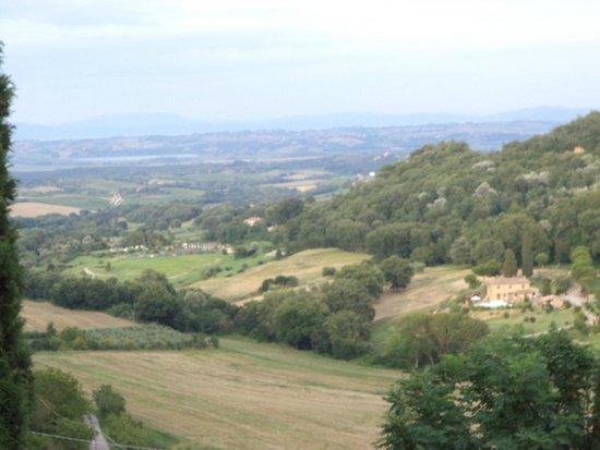 Hotel Sangallo: panorama dalla camera 24