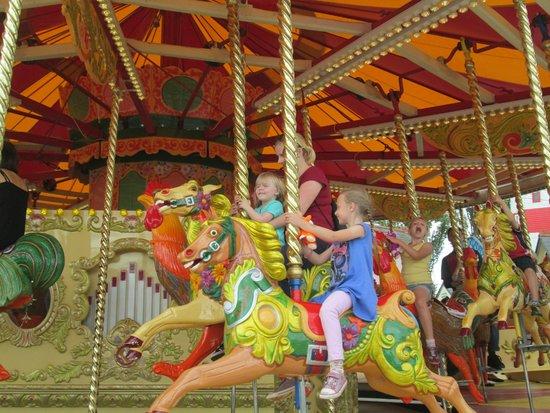 Drayton Manor : carousel