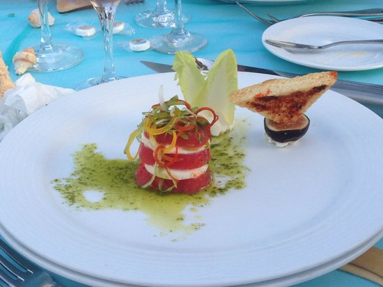 The Royal Playa del Carmen: One of the appetizers at the wedding! Delicious!