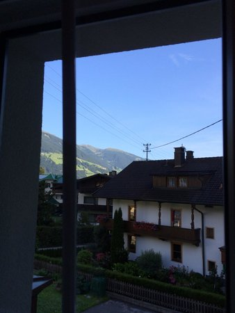Pension Eberharter : View from Room 3