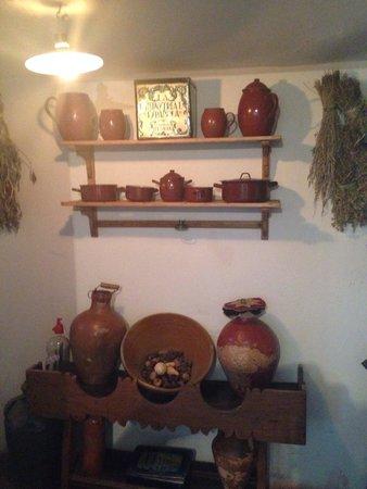 House Museum of Antonio Machado: Alacena de la cocina