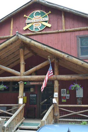 Cedar Rapids Bar and Restaurant: Entrance