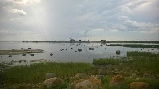 Saare County, Estonia: Saarenmaa shores