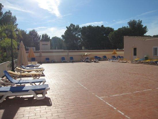 Invisa Hotel Ereso: Upper Sun Terrace
