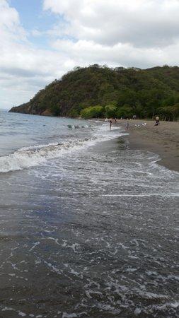 Hotel Riu Palace Costa Rica: Beach Black Sand