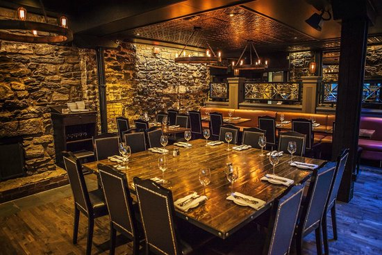 Vieux port steakhouse picture of vieux port steakhouse montreal tripadvisor - Restaurant vieux port de quebec ...