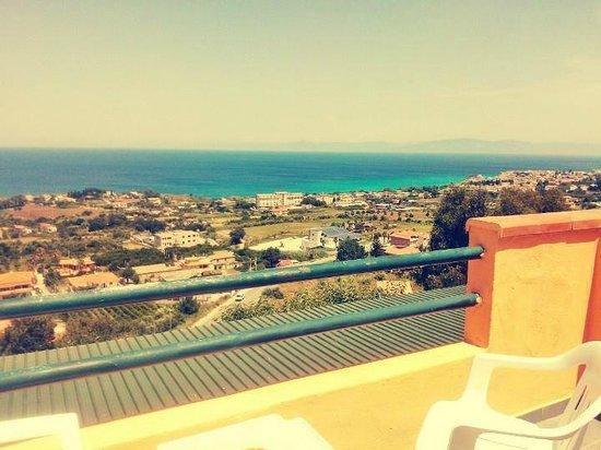 Orizzonte Blu di Tropea Hotel: vista mozzafiato