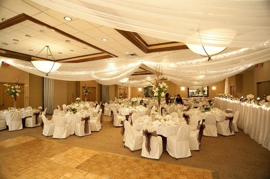 Ramada Plaza Minneapolis: Minnesota Grand Ballroom Wedding