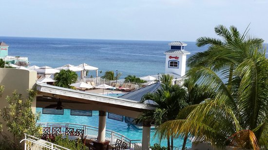 Beaches Ocho Rios Resort & Golf Club: Ocean View from our room